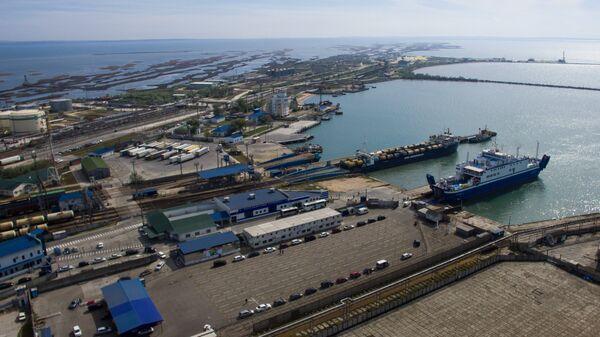 Таможенный пост Морской порт Кавказ