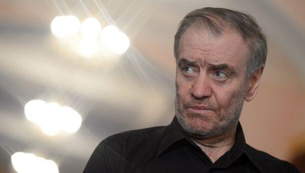 Дирижер, художественный руководитель Мариинского театра Валерий Гергиев. Архивное фото