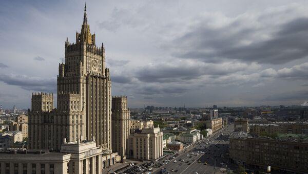 Москва глазами французского фотографа. Архивное фото