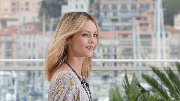 Член жюри 69-го Каннского кинофестиваля актриса и певица Ванесса Паради на фотоколле перед открытием фестиваля