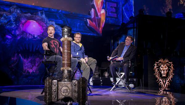 В Москве на киберспортивном турнире представят фильм Варкрафт