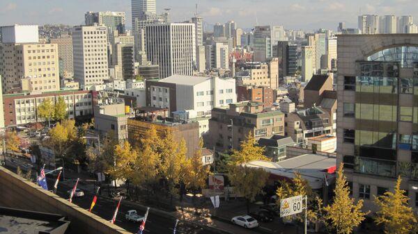 Сеул. Архивное фото