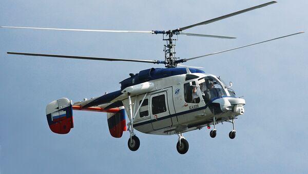 Многоцелевой вертолет Ка-226. Архивное фото