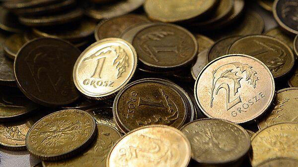 Польские гроши (1/100 злотого)