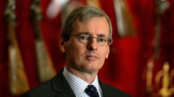 Чрезвычайный и полномочный посол Великобритании в России Лори Бристоу. Архивное фото