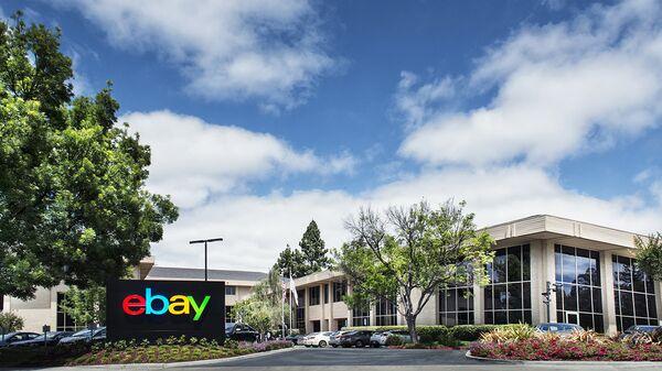 Офис компании Ebay. Архивное фото