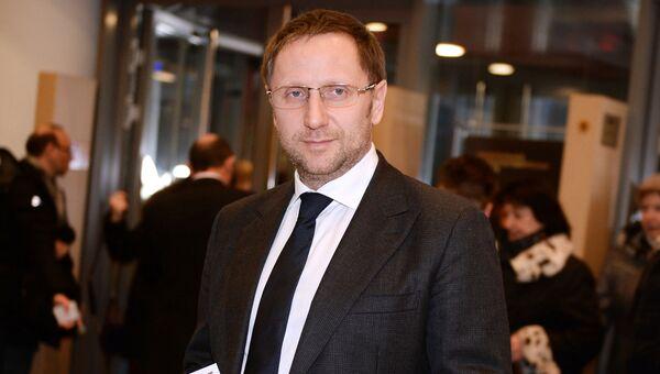 Генеральный директор телеканала СТС Вячеслав Муругов