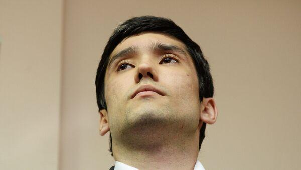 Руслан Шамсуаров. Архивное фото