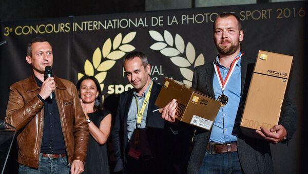 Фотокорры МИА Россия сегодня завоевали награды Sportfolio Festival