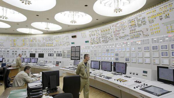 Южно-Украинская АЭС, Украина. Архивное фото
