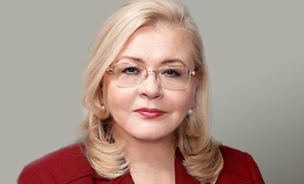 Генеральный директор АО Техснабэкспорт (входит в ГК Росатом) Людмила Залимская