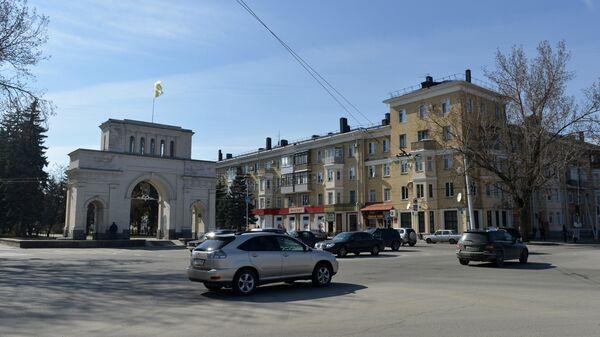 Ставрополь Архивное фото