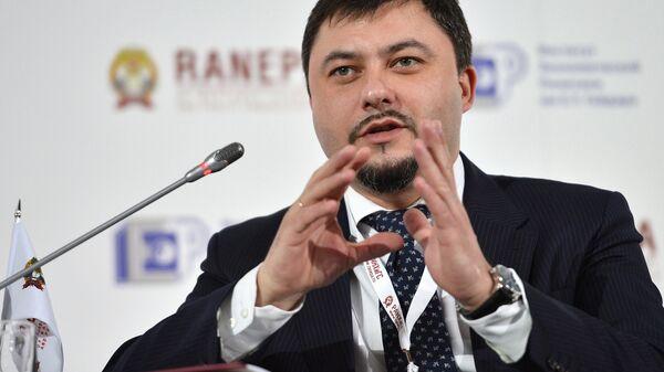 Заместитель министра труда и социальной защиты РФ Алексей Вовченко