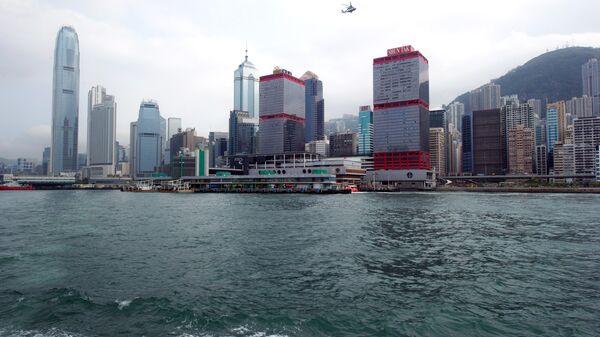 Гонконг - специальный административный район Китайской Народной Республики, один из ведущих финансовых центров Азии и мира