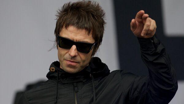Экс-вокалист группы Oasis Лиам Галлахер. Архивное фото
