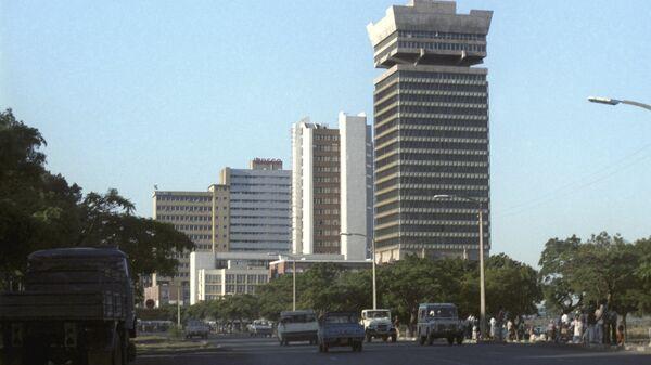 Замбия. Архивное фото