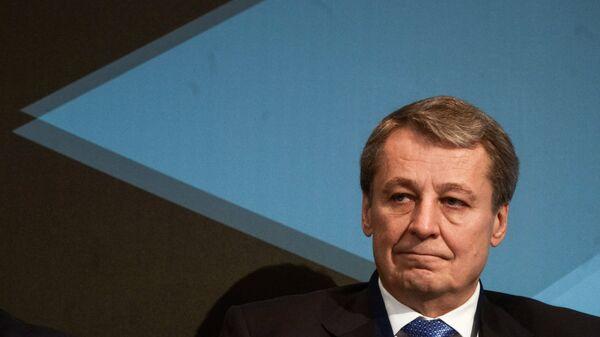 Президент, председатель правления ОАО АНК Башнефть Александр Корсик. Архивное фото