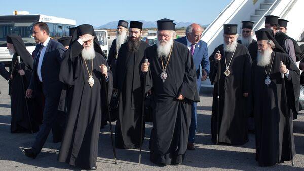 Собор православных церквей на Крите