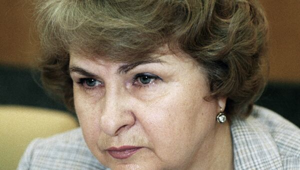 Валентина Пивненко. Архивное фото