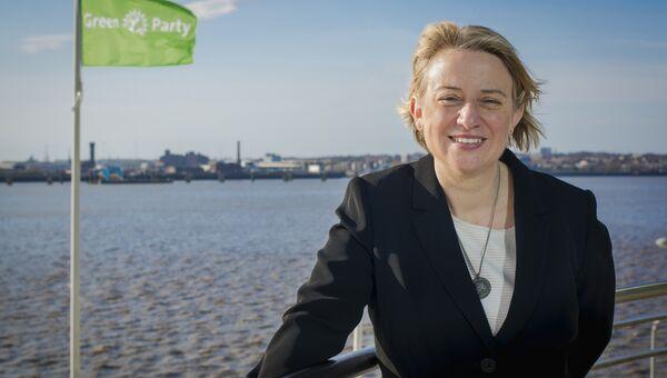 Лидер Green Party Великобритании Натали Беннетт