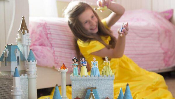 Ученые выяснили, что просмотр мультиков Диснея в детстве может мешать девочкам осваивать математику и науки