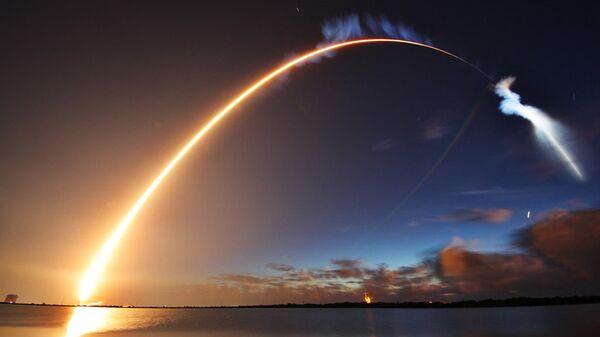 Запуск ракеты Atlas V. Архивное фото