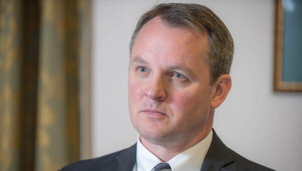 Президент фармацевтического подразделения Abbott Майкл Вормут. Архивное фото