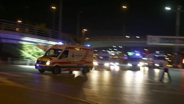 Взрыв в аэропорту Стамбула. 28 июня 2016 года