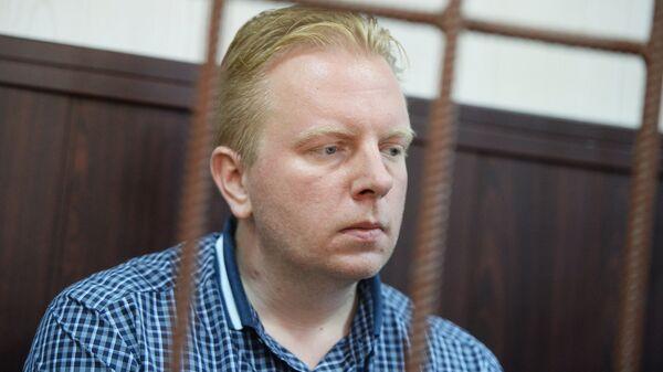 Генеральный директор Российского авторского общества Сергей Федотов