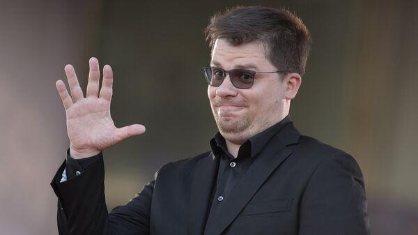 Актер Гарик Харламов перед церемонией вручения премии ТЭФИ 2016 в категории Вечерний прайм в Москве