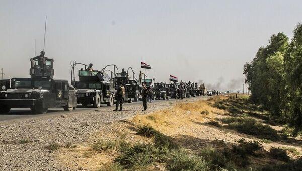 Иракская армия. Архивное фото