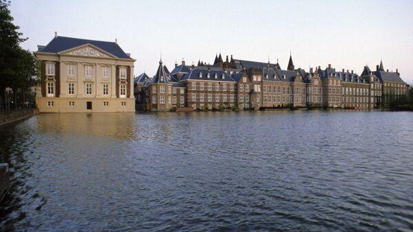 Здание парламента Нидерландов. Архивное фото