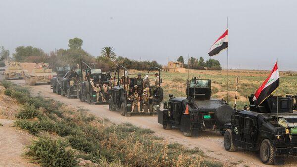 Иракская армия готовится к штурму Эль-Фаллуджи