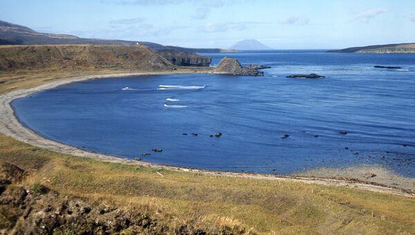 Остров Матуа. Архивное фото