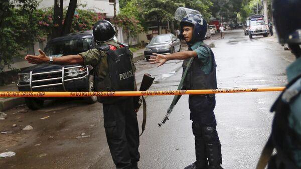Полиция Бангладеш. Архивное фото
