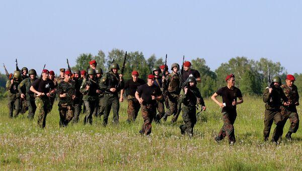 Бойцы Росгвардии. Архивное фото