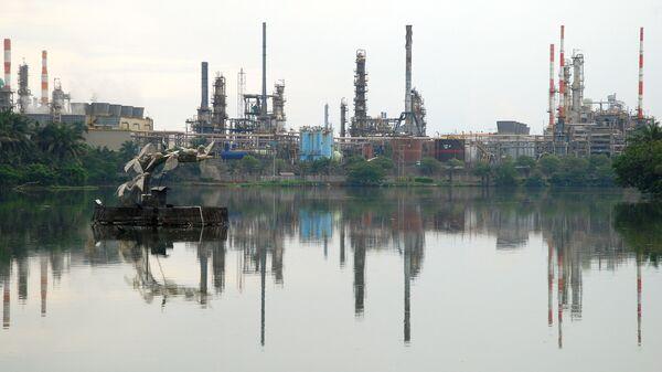 Завод колумбийской госкомпании Ecopetrol