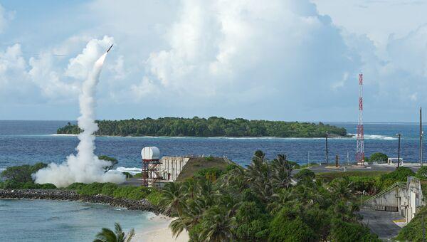 Запуск ракеты в США. Архивное фото