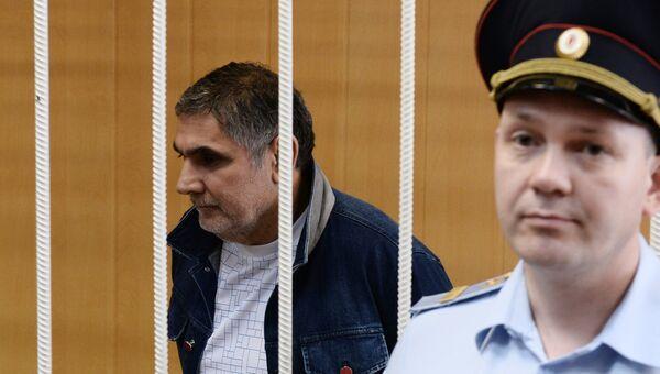 Рассмотрение ходатайства следствия об аресте Захария Калашова в Тверском суде. Архивное фото