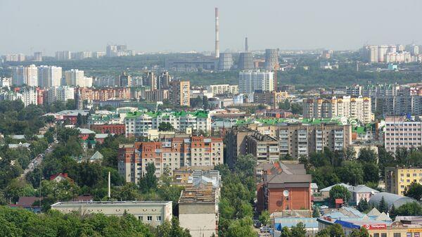 Панорама города Орла