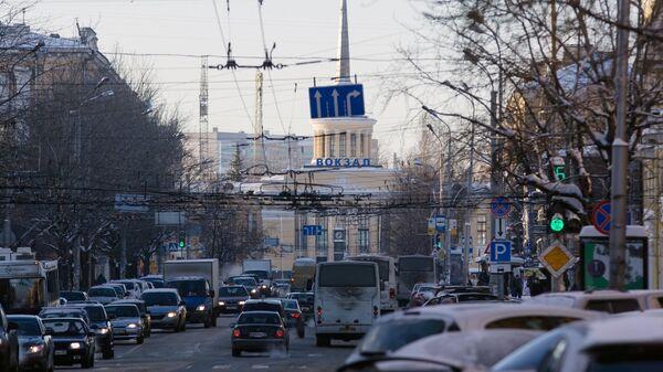 Города России. Петрозаводск. Архивное фото