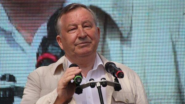 Губернатор Алтайского края Александр Карлин. Архивное фото
