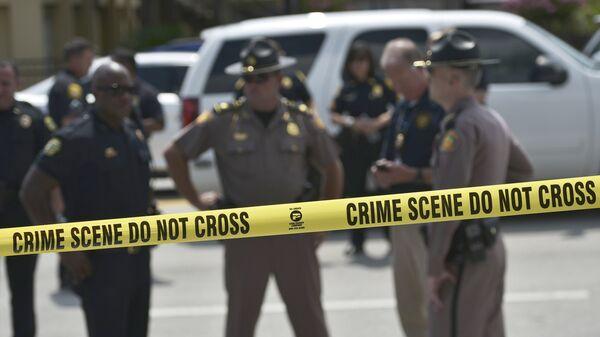 Сотрудники правоохранительных органов Флориды. Архивное фото