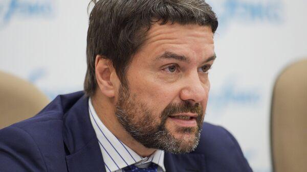 Депутат Государственной Думы РФ Александр Ющенко