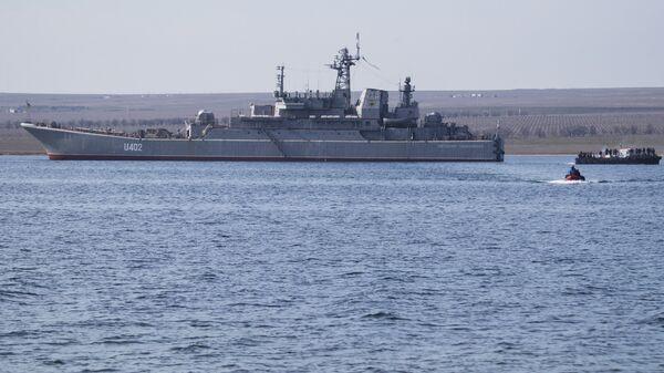 Украинский флот. Архивное фото