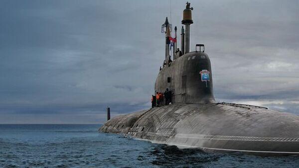 Атомная подводная лодка проекта 885 Ясень