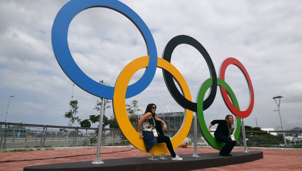 Олимпийские парк и деревня в Рио-де-Жанейро. Архивное фото