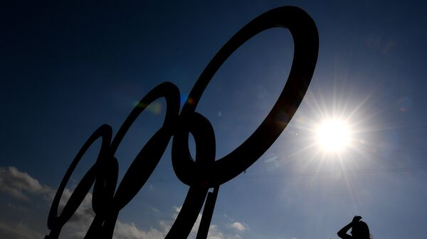 В олимпийском парке Рио-де-Жанейро, Бразилия. Архивное фото