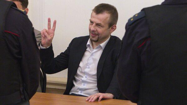 Оглашение приговора мэру Ярославля Евгению Урлашову. Архивное фото