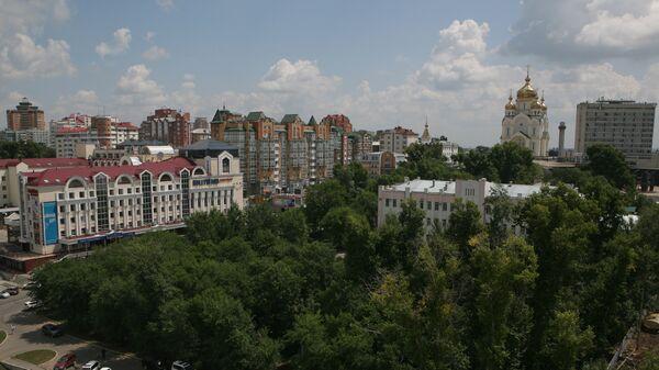 Хабаровский край. Архивное фото